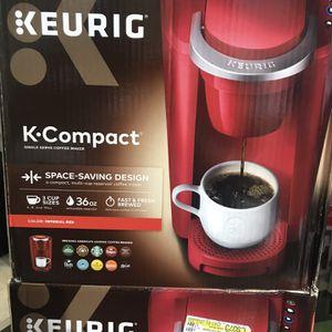 KEURIG K-Compact NEW for Sale in Fort Lauderdale, FL