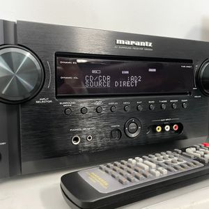 MARANTZ SR-5004 A/V Surround Receiver HDMI with Remote Control for Sale in La Puente, CA