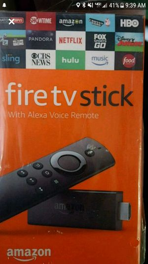 Amazon Fire T.V Stick for Sale in Katy, TX