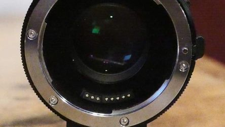 Metabones Speed Booster Canon Ef To Bmpcc4k for Sale in Menifee,  CA