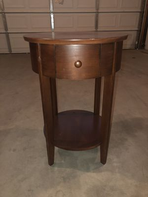 Wooden Side Table for Sale in Bend, OR