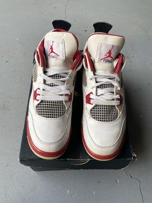 Jordan 4 retro Og fire red mars Blackmon for Sale in Homestead, FL