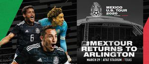 Mexico Soccer vs Greece in Dallas on March 29 for Sale in Arlington, TX