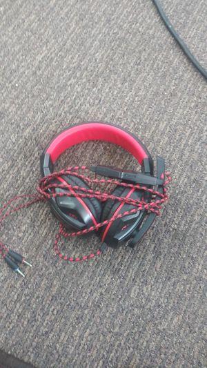 Gaming headphones make me a offer for Sale in San Bernardino, CA