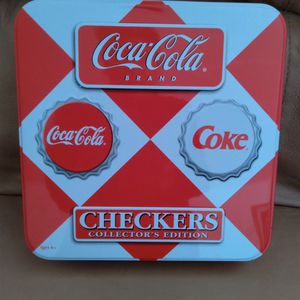 Coke Checkers Set for Sale in Santa Maria, CA