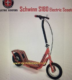 Brand New Schwinn Sko Electric Scooter Top Speed 15 MPH Max 12 Volt for Sale in Snohomish,  WA