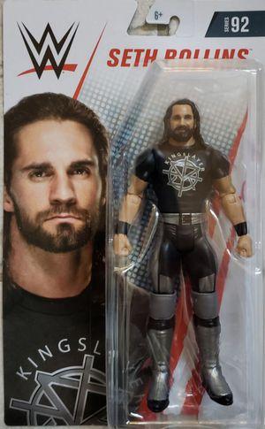 WWE/ WWF Seth Rollins Action Figure. for Sale in Apopka, FL