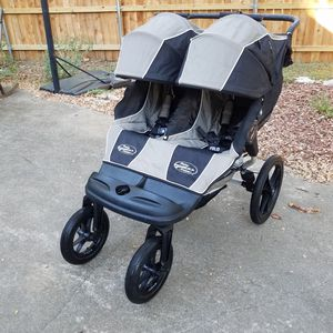 Baby Jogger Double Jogging Stroller for Sale in Sun City, TX