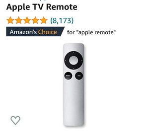 APPLE TV Remote for Sale in San Diego, CA
