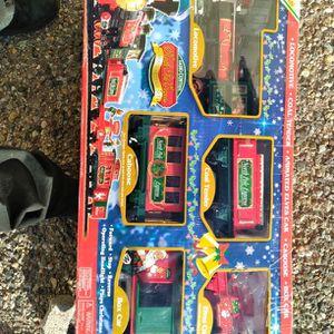 Christmas Train Set for Sale in Albuquerque, NM