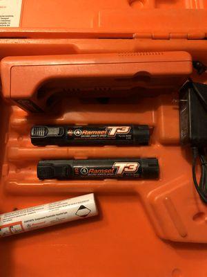 Ramset nail gun for Sale in Denver, CO