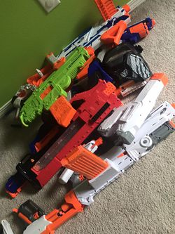 Nerf Gun Lot for Sale in Gresham,  OR