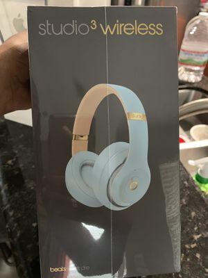 BRAND NEW Beats Studio 3 Wireless Headphones for Sale in Houston, TX