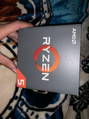 AMD Ryzen 5 1600 CPU for Sale in Fort Wayne, IN