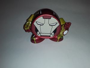 Bluetooth ihome Iron Man Speaker for Sale in Green Bay, WI