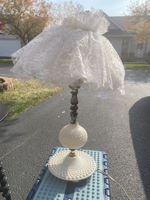 Antique Table Lamp for Sale in Lockport, IL