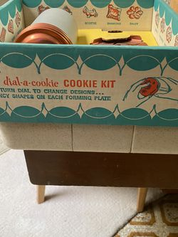 3 Vintage Metal Cookies Press/ Pastry Kits From 50-60's Era $30 Each for Sale in Fresno,  CA