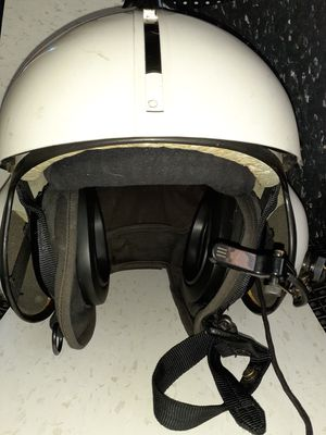 Helicopter helmet for Sale in Seattle, WA