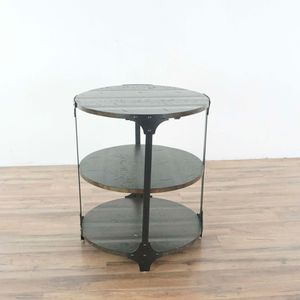 Living Spaces Three-Tier End Table (1041455) for Sale in South San Francisco, CA