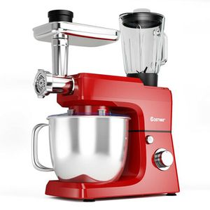 3 in 1 Multi-functional 800W Stand Mixer Meat Grinder Blender Sausage Stuffer Ep24645RE for Sale in Montebello, CA