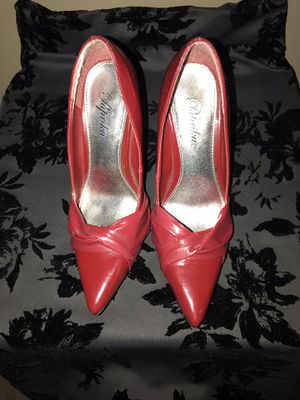 Red pumps for Sale in Fayetteville, NC