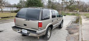 99 Chevy blazer for Sale in Houston, TX