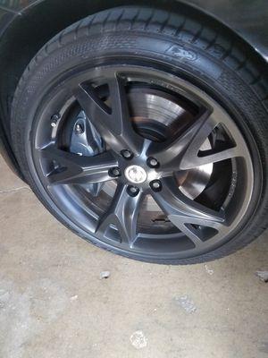 370z nismo wheels for Sale in Chino, CA