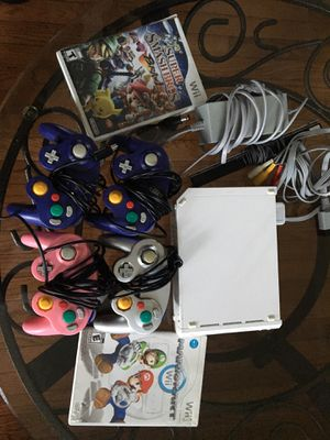 wii with games for Sale in Odenton, MD