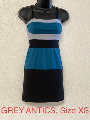 GREY ANTICS, Multicolored Mini Dress, Size XS for Sale in Phoenix, AZ