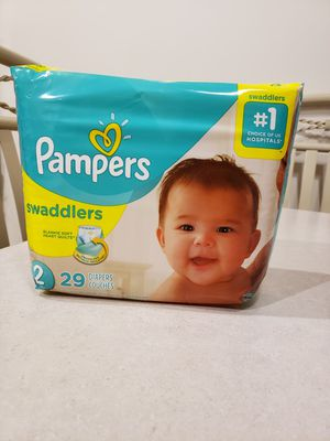 Pampers for Sale in Chelsea, MA