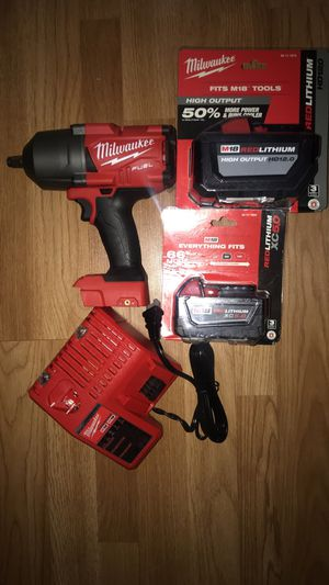 Brand New Milwuakee 1/2 torque wrench for Sale in Tacoma, WA