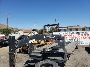 2013 QUALITY 2 CAR TRAILER for Sale in Montclair, CA