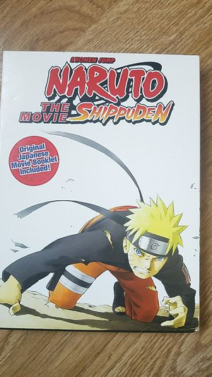 Naruto Movies for Sale in Inglewood, CA