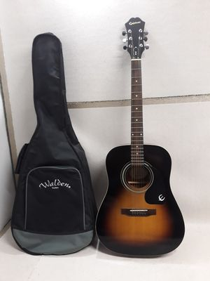 Epiphone PR-150VS Acoustic Guitar With Carry Bag for Sale in Norwalk, CT
