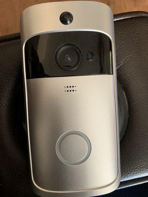 Camera door bell for Sale in Goodyear, AZ