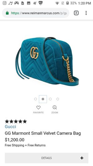Gucci hand bag for Sale in San Francisco, CA