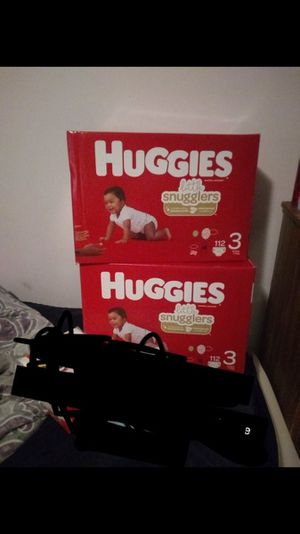 Sz 3 Huggies Diapers for Sale in Portland, OR