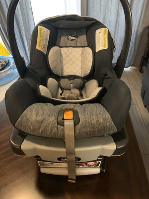 Chicco KeyFit 360 car seat and base for Sale in Miramar, FL