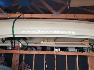 Madriver 14' canoe for Sale in Rochester, MN