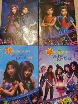 Descendants Book Set for Sale in Smyrna,  TN