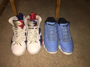 Jordan 7s and 9s for Sale in University City, MO