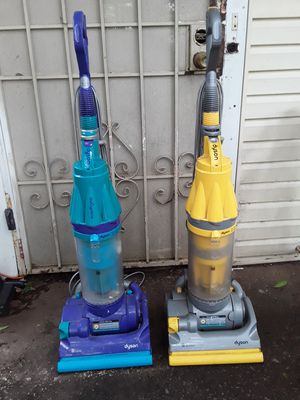 lot of 2 Dyson vacuum cleaners for Sale in Atlanta, GA