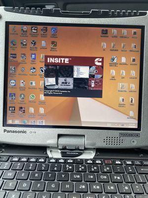 Diesel Diagnostics Laptop with Nexiq for Sale in San Leon, TX