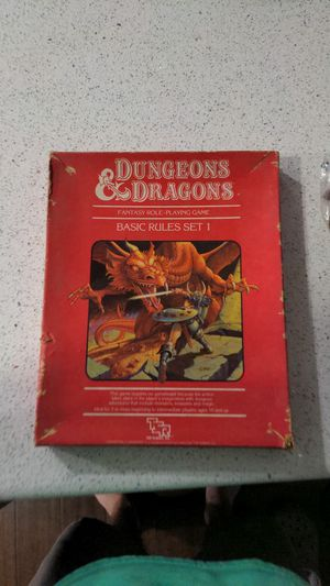 Dungeons and dragons for Sale in Helotes, TX