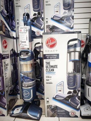 Hoover React Professional Pet Plus for Sale in Hialeah, FL