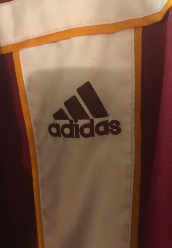 Used Redskins Adidas Jacket XL