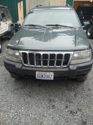 02 Jeep Grand Cherokee for Sale in Snohomish, WA