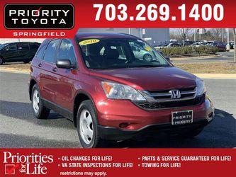 2010 Honda Cr-V for Sale in Springfield,  VA