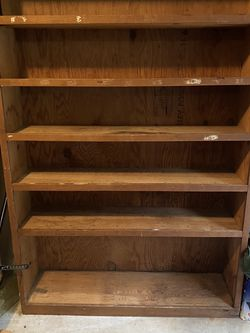 Wooden Shelving Unit for Sale in Issaquah,  WA