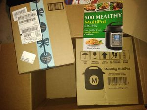 Mealthy Instant Pot New in Box for Sale in Waxahachie, TX